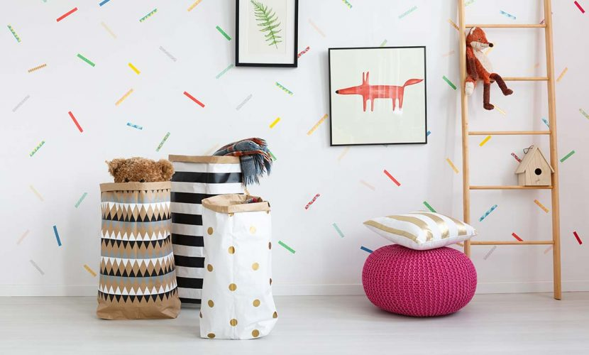 Interior solutions for Teen's Room