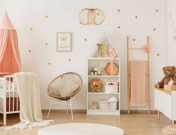 How to Furnish Baby Rooms